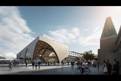 Team F - Oxford station proposal